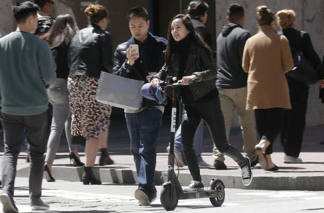 Bird's monthly scooter rentals let you ride as much as you like