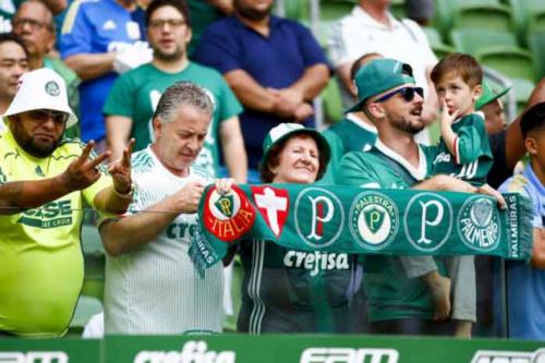 Palmeiras x Ponte: 26 mil ingressos vendidos para o jogo no Allianz
