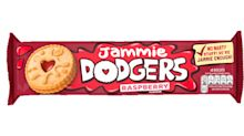 Jammie Dodgers have gone vegan again with new recipe