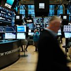 US STOCKS-Wall Street closes sharply lower as inflation fears heat up