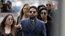 Jussie Smollett pleads not guilty to 16 felony counts of disorderly conduct