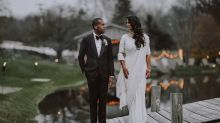 These Real Couples at Their Weddings Will Give You the Feels