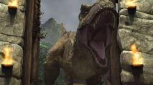 """""""Jurassic World: La Colo du Crétacé"""", premières images de la série d'animation"""