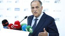 Barcelone/Real Madrid : Super Ligue, UEFA... Tebas répond à Laporta et Pérez !