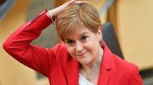 Nicola Sturgeon devising different lockdown rules 'for the sake of it', says Scottish Secretary