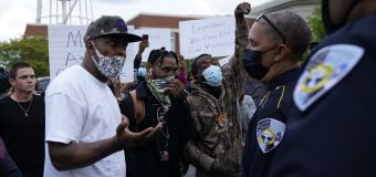 Black man shot and killed by deputy in North Carolina