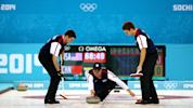 John Shuster just delivered the most exciting curling highlight ever