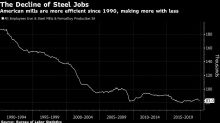 China Subsidies Are Haunting a U.S. Steel Industry That's Losing Jobs