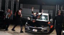 WWE-Ikone lobt irres Parkplatz-Match bei AEW