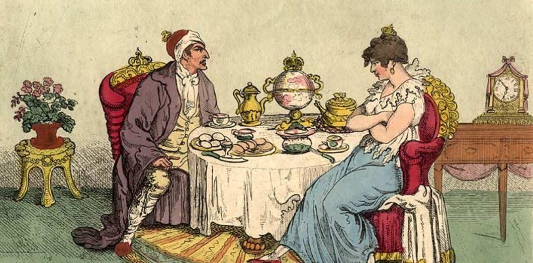 Les repas napoléoniens n'ont rien de raffiné