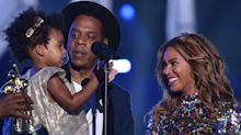 Beyoncé's Daughter Blue Ivy Will Watch Her Mother Give Birth While Wearing A Givenchy Dress