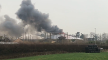 Fire Breaks Out at Chester Zoo