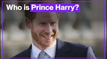 Who Is Prince Harry?