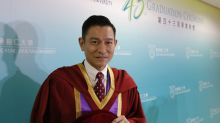 Andy Lau receives honorary doctorate
