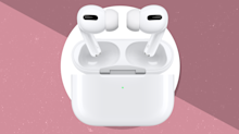 'The sound quality is great:' Amazon has the rarely-on-sale Apple AirPods Pro at the all-time lowest price from the retailer
