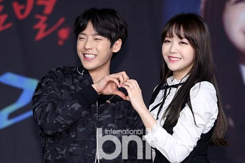 Minhyuk and minah dating after divorce