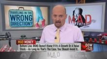 Cramer: Booking needs to decide if it's a growth or value...