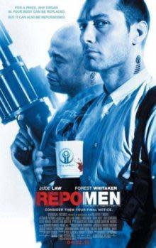 Repo Men Blu-ray disc gets the premium treatment
