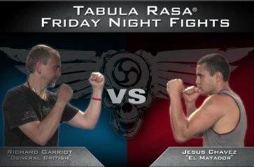 TONIGHT (night night night) Garriott vs Chavez in the fight of the week!