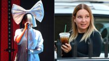Sia Looks Nearly Unrecognizable Without Her Wig as She Meets Up With Kate Hudson