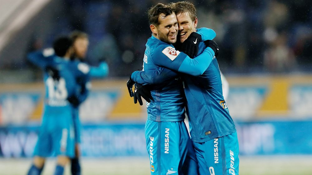 Zenit's move to new 62,000-seater stadium approved