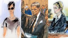 Taylor Swift and more celeb courtroom sketches: the good, the bad, and the guilty