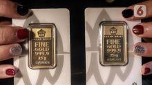 Daftar Harga Emas Antam per 15 Juni 2021