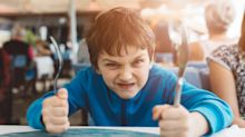 Parents upset by restaurant's notice to keep noisy children quiet