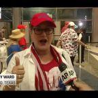 Trump supporters call speech 'fantastic'