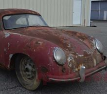 Barn Find 1952 Porsche 356 'Pre A' Seeks New Forever Home