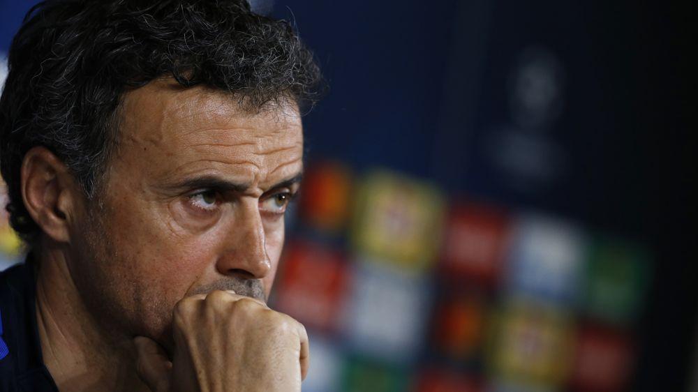 Barca-Coach Enrique: Juve-Comeback einfacher als gegen PSG
