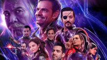 Avengers a la mexicana, un equipo que mataría a Thanos... pero de risa