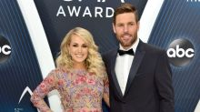 Carrie Underwood's Husband Mike Fisher Swoons Over 'Humble' Wife as She Received Special Honor