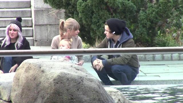 Harry Styles Finally Disses Taylor Swift