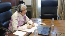 Gobernadores pidieron que el semáforo COVID sea quincenal: Sánchez Cordero