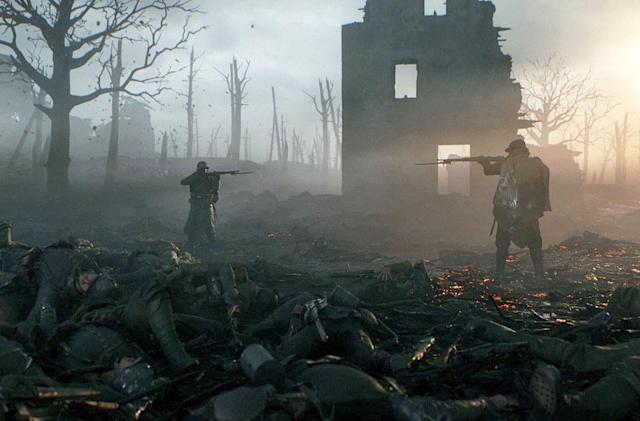 'Battlefield 1' reminded me that before war was a game, it was hell