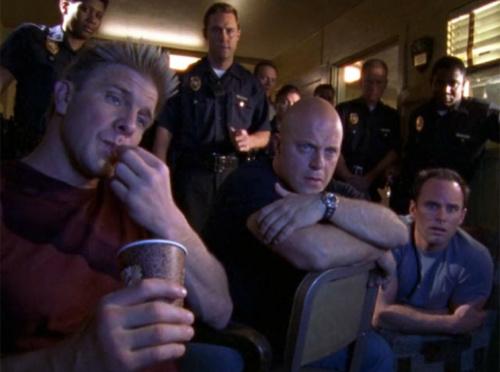 The cast of the <em>The Shield.</em>