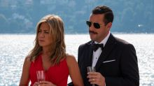 Netflix Reveals Record-Breaking Stats for Sandler-Aniston 'Murder Mystery' Flick