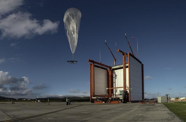Loon will bring balloon-powered internet to the Amazon rainforest