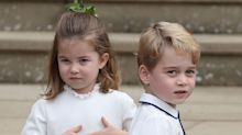 Princess Charlotte to attend same school as Prince George in September