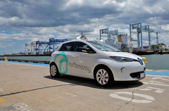 Lyft's self-driving car pilot launches in Boston