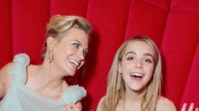 Mad Men: January Jones reunites with on-screen daughter for 'girls night'