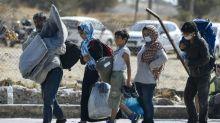 Griechische Regierung macht erneut Migranten für Feuer in Moria verantwortlich