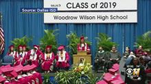 High school seniors shocked to see class ranking drastically change days before graduation