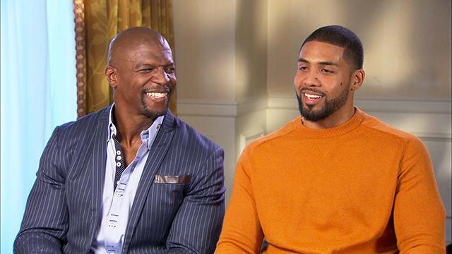 Terry Crews And Arian Foster: Football Drama 'Draft Day' A 'Nail-Biter'