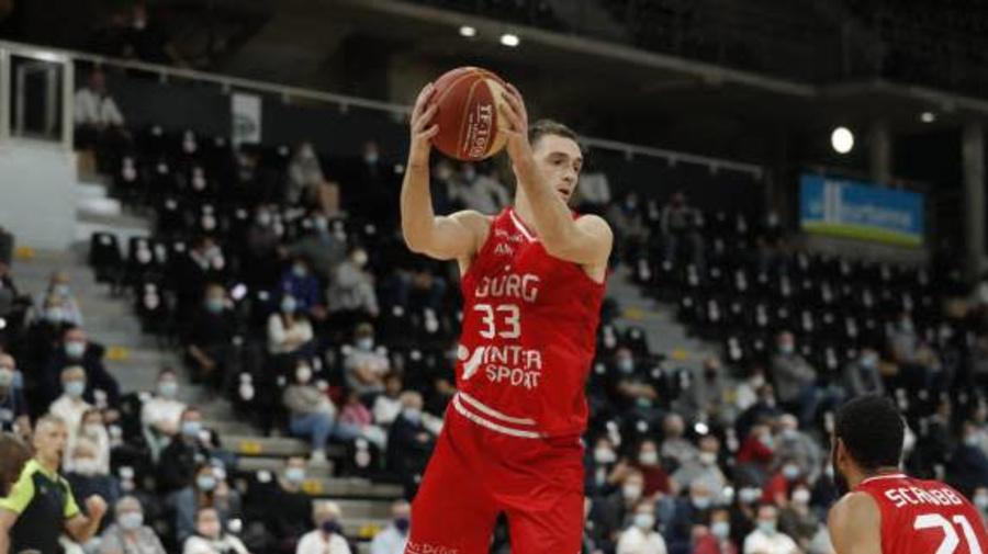 Basket - Eurocoupe (H) - Troisième défaite pour Bourg en Eurocoupe