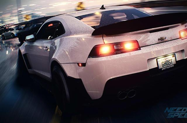 'Need for Speed' PC release delayed to spring 2016