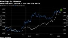 Palladium, the 'Tesla Stock of Commodities,' Smashes Record Again