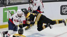 Washington Capitals Hotdish: Boston Bruins