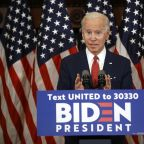 "Biden says country is ""crying out for leadership"" amid nationwide protests"